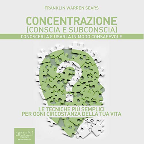 Concentrazione (conscia e subconscia) copertina