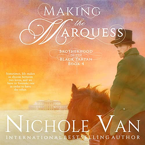 Making the Marquess cover art