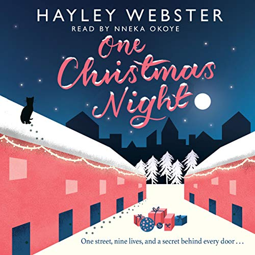 One Christmas Night audiobook cover art