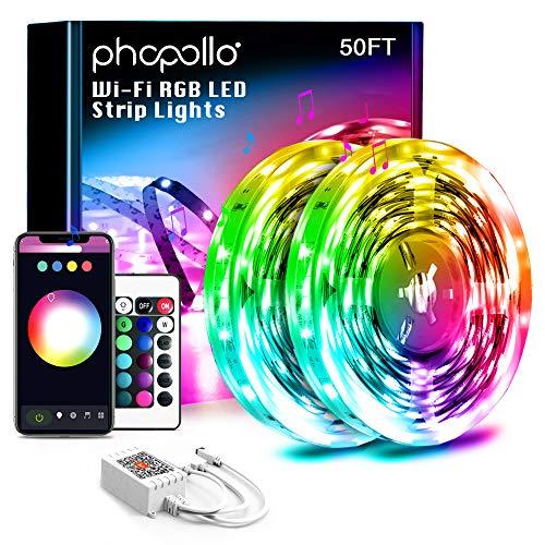 PHOPOLLO Smart WiFi Led Strip Lights Kit