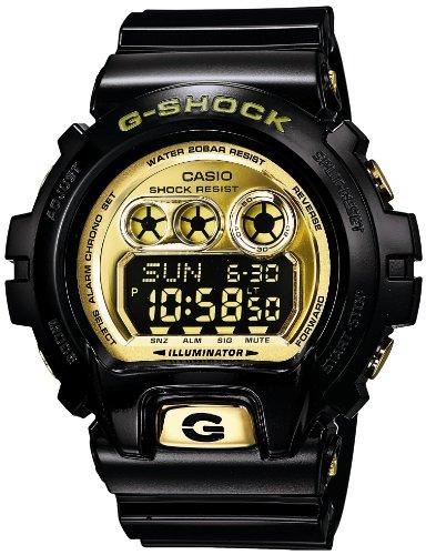 [カシオ] 腕時計 ジーショック ビッグサイズ・シリーズ GD-X6900FB-1JF ブラック