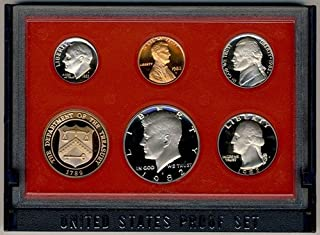 1982 proof set value