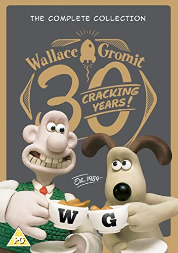 Wallace & Gromit - The Complete Collection [Reino Unido] [DVD]