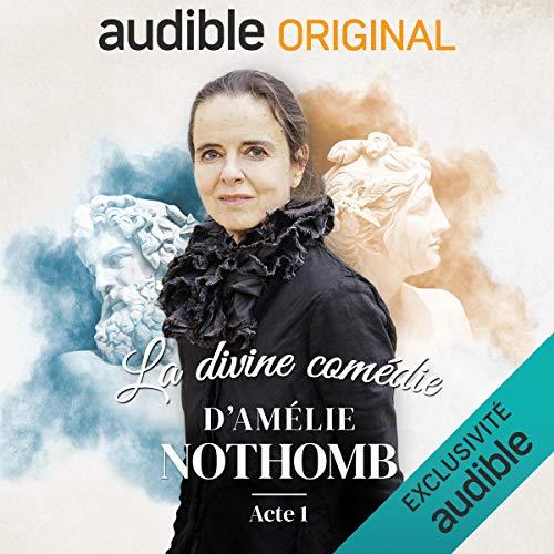 La Divine Comédie d'Amélie Nothomb - Le Pilote cover art