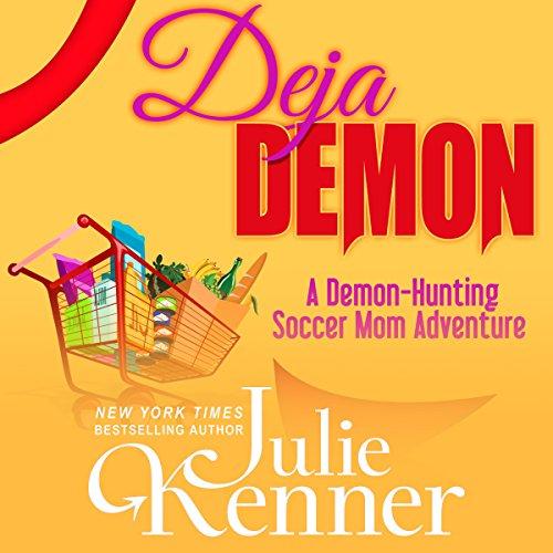 Deja Demon audiobook cover art