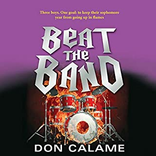 Beat the Band audiobook cover art