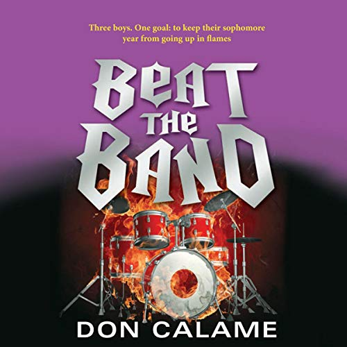 Page de couverture de Beat the Band