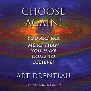 Choose Again! audiobook cover art