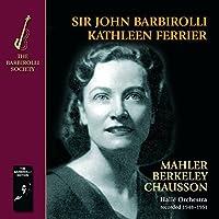 Mahler/Berkeley/Chausson: Kind