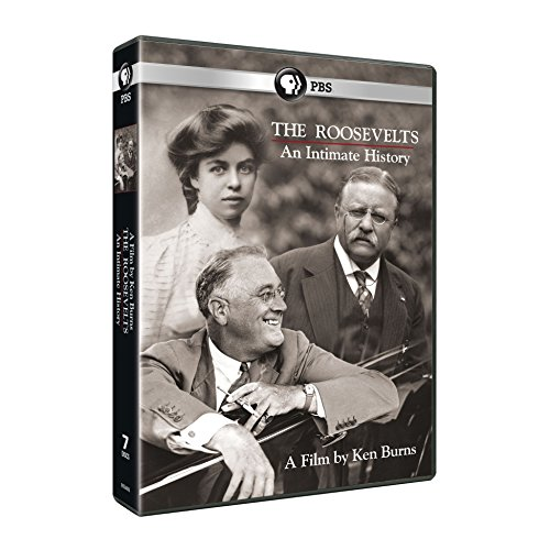 Ken Burns The Roosevelts Dvd [Edizione: Regno Unito]