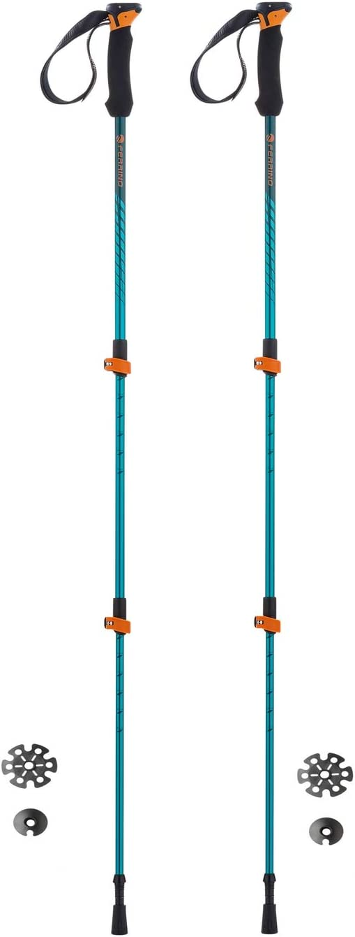 Ferrino Max Popular standard 54% OFF Unisex_Adult Ultar Trekking Poles