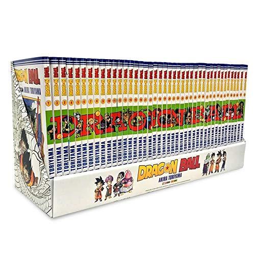 Coleção Completa Dragon Ball + Pôster Exclusivo