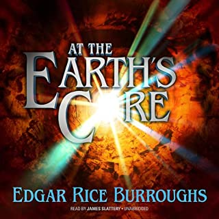 At the Earth's Core  cover art