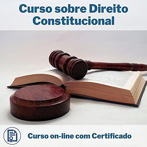 Curso Online em videoaula sobre Direito Constitucional com Certificado + 2 brindes