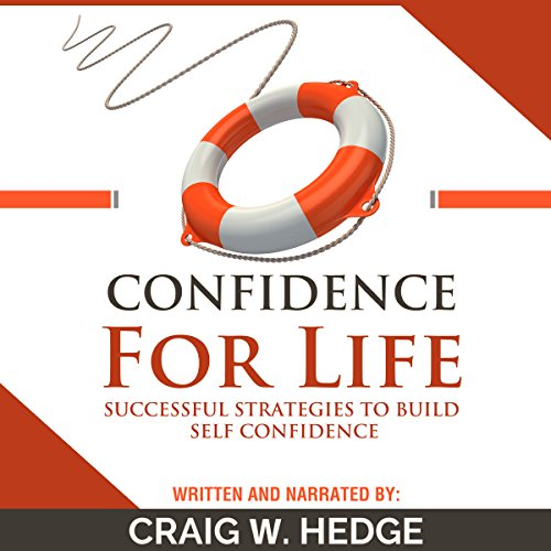 Confidence for Life audiobook cover art