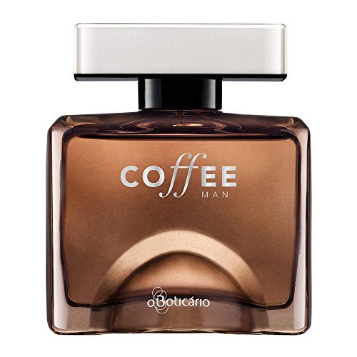 O Boticario Coffee Man Deodorant Cologne 100ml by Boticario