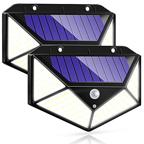 Apliques Exteriores Solares apliques exterior  Marca IOTSES
