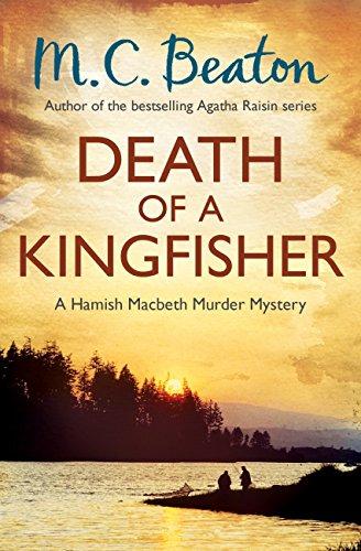 Death of a Kingfisher (Hamish Macbeth Book 27) (English Edition)