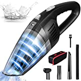 OZOY Cordless Handheld Vacuum Cleaner, 8000PA Strong Suction,120W Powerful, Rechargeable...