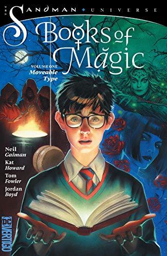 Books of Magic (2018-) Vol. 1: Move…
