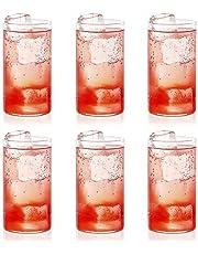 Borosil - BV430100003 Vision Glass Set, 350 ml, Set of 6, Transparent