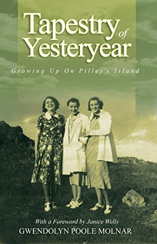 Tapestry of Yesteryear: Growing Up On Pilley's Island (English Edition)