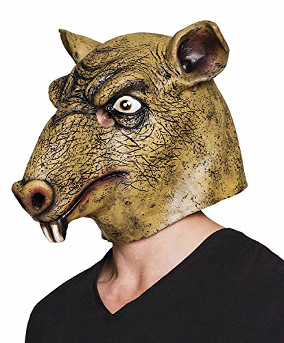 Boland 97548 Maske Ratte, One Size