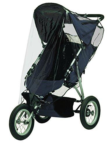 Jolly Jumper Single Jogging Stroller Weathershield