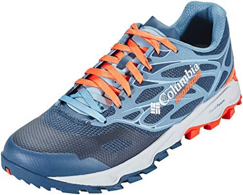 Columbia Trans Alps F.k.t. II, Zapatillas de Running para Asfalto Hombre, Azul...