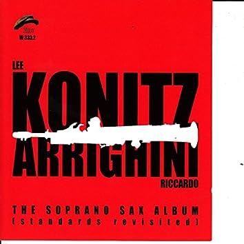 Lee Konitz - Riccardo Arrighini (The Soprano Sax Album)