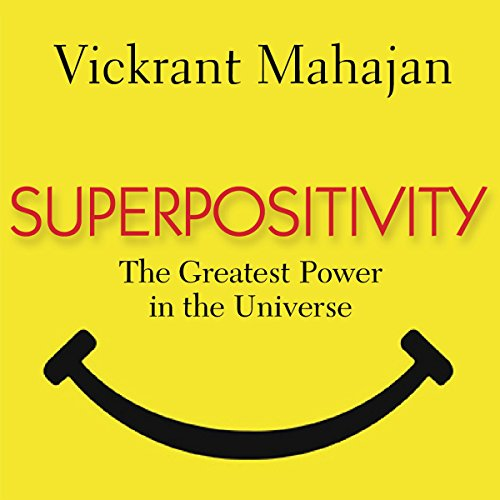 Superpositivity audiobook cover art