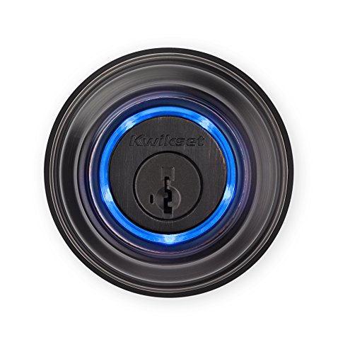 Kwikset Kevo 2nd generation touch-to-open Bluetooth smart lock