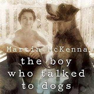 The Boy Who Talked to Dogs cover art