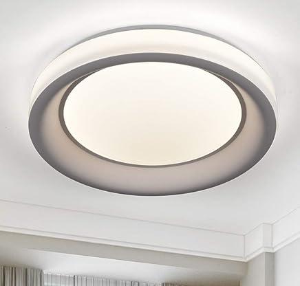 Redondo 36W de WXAN Integrado con Plafón LED Lámpara CtrhQBosxd