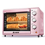 Countertop Oven with Convection and Rotisserie, 33L Toaster Electric Oven with Stainless Steel