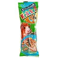 10 x Vitakraft Kracker Guinea Pig Honey-spelt Stick