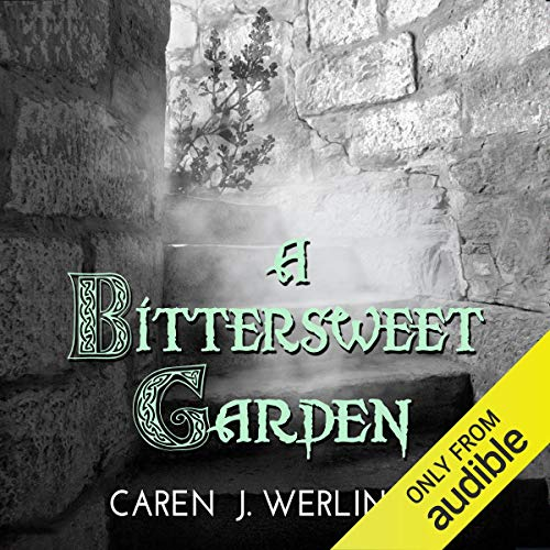 A Bittersweet Garden audiobook cover art