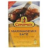 Conimex Marinademix Saté, Mix für Marinade für Fleisch, Geflügel, Fisch und Garnelen, Gewürze, 38g