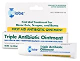 Best Antibiotic Ointments - Globe Triple Antibiotic First Aid Ointment, 1 Oz Review