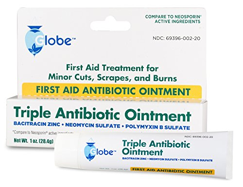 Globe Triple Antibiotic First Aid Ointment