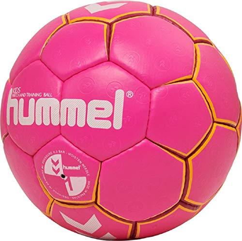 Hummel Unisex Kinder HMLKIDS-Handball, Pink/Gelb, 1