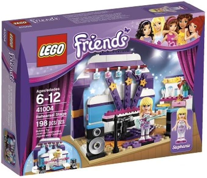 LEGO Friends 41004 במת חזרות