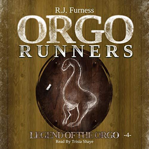 Couverture de Orgo Runners: Legend of the Orgo