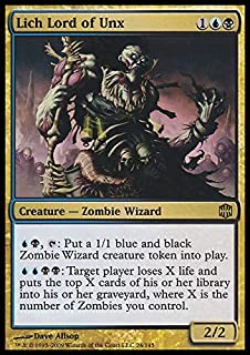Best lich lord of unx mtg Reviews