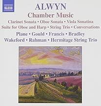 Chamber Music: Clarinet Sonata / Oboe Sonata by W. Alwyn (2010-08-31)