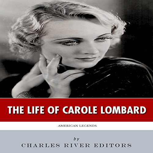 American Legends: The Life of Carole Lombard cover art