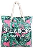 Billabong Essential Bag - Borsa da spiaggia, 0 cm, Magenta (Verde) - S9BG17741