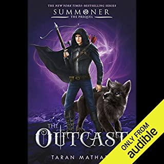 The Outcast                   Written by:                                                                                                                                 Taran Matharu                               Narrated by:                                                                                                                                 Ralph Lister                      Length: 10 hrs and 47 mins     7 ratings     Overall 4.9