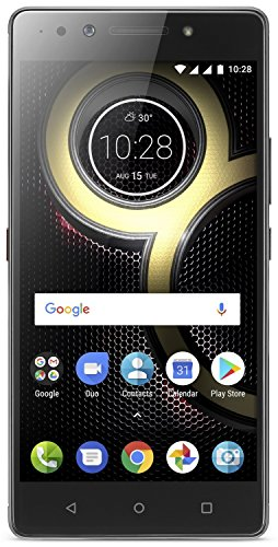 Lenovo K8 Note (Venom Black, 4GB RAM, 64GB Storage) with New System Update