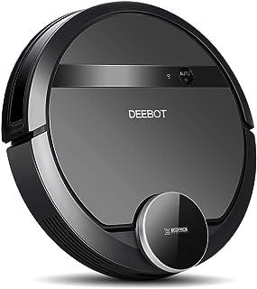 エコバックス ECOVACS DEEBOT 901 ロボット掃除機 フローリング/畳/カーペット掃除 マッピング バーチャルウォール スマホ連動 カスタム清掃 Alexa対応